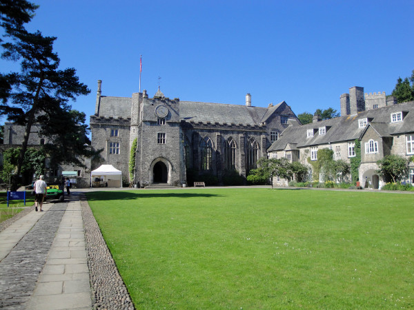 Dartington Hall – Heritage in a Rich, Dynamic, Living Landscape