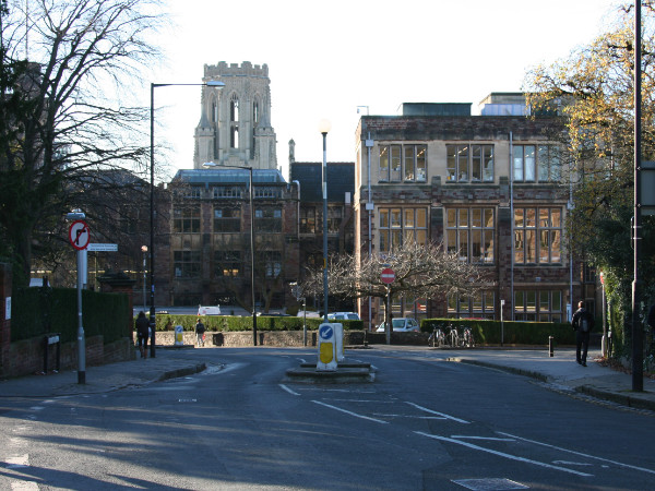 A World Class Centre for Mathematics – the University of Bristol's Fry Building